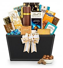 Chocolate & Sweet Baskets: Chocolate Decadence Gift