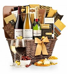 Wine Baskets: Santa Barbara