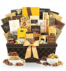 Luxury Gift Baskets: Crowd Pleaser