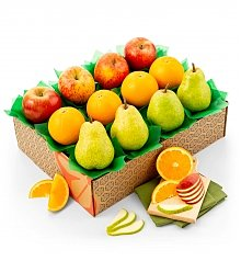 Fruit Baskets: Fresh Fruit Trio