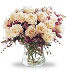 Roses: Monticello Rose Bouquet