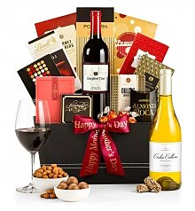 Wine Baskets: Fit for a Queen Mother's Day Gift Basket