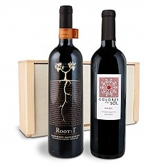 Wine Gift Crates: South American Wine Duo